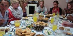 Türk Konukseverliği Her Yerde